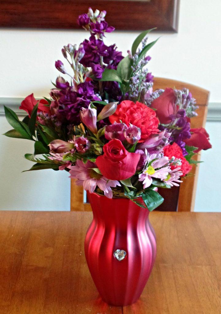 Teleflora Gift Vase Vase And Cellar Image Avorcor