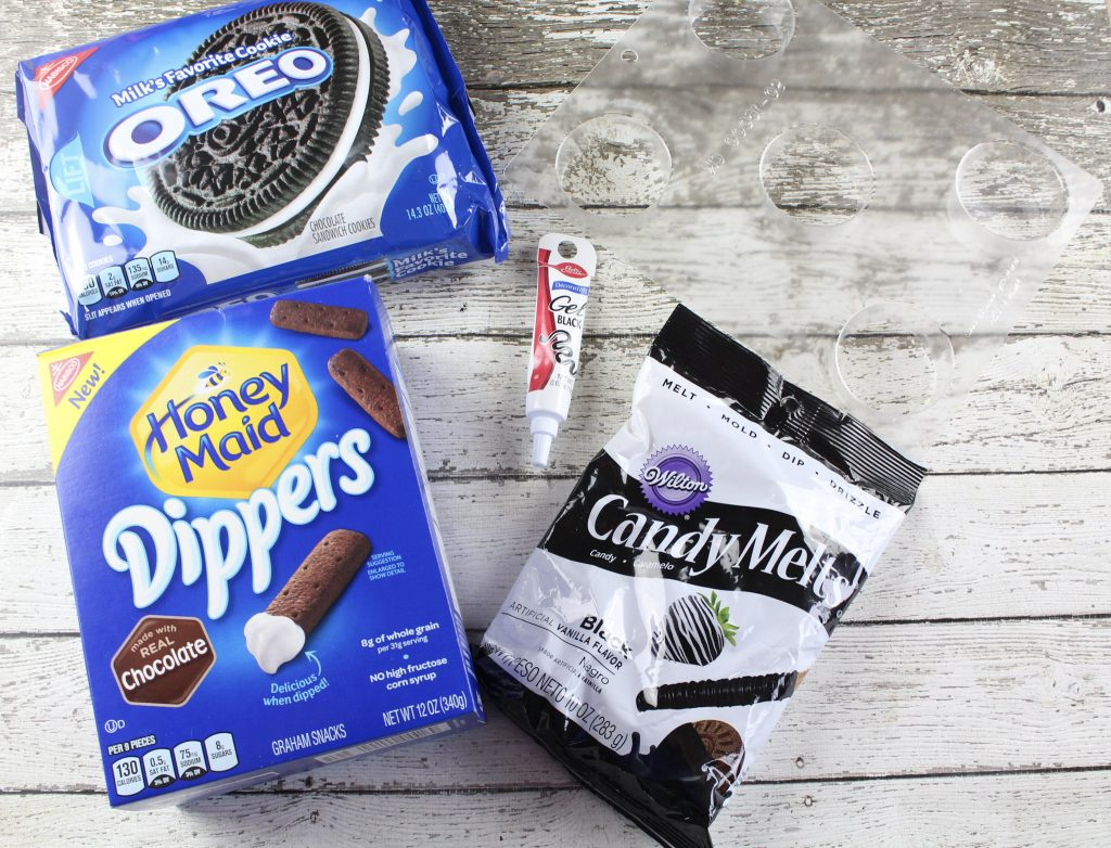 Ingredients for Tangled Inspired Frying Pan Oreo Cookies