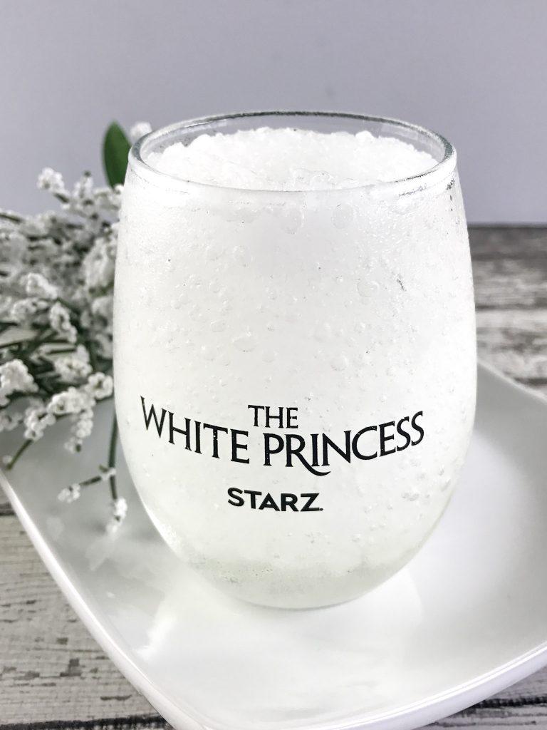 The White Princess White Wine Slush