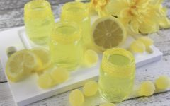 Lemon Drop Shooters