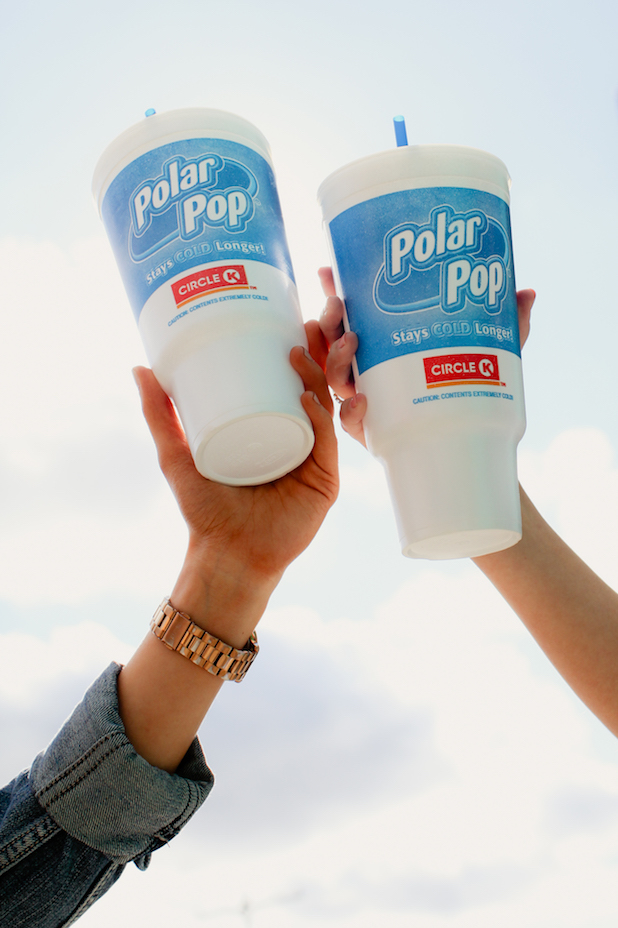Enter to Win FREE Polar Pop Drinks for Life from Circle K