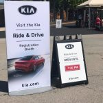 Fun and Thrills at the Six Flags Kia Ride & Drive Event
