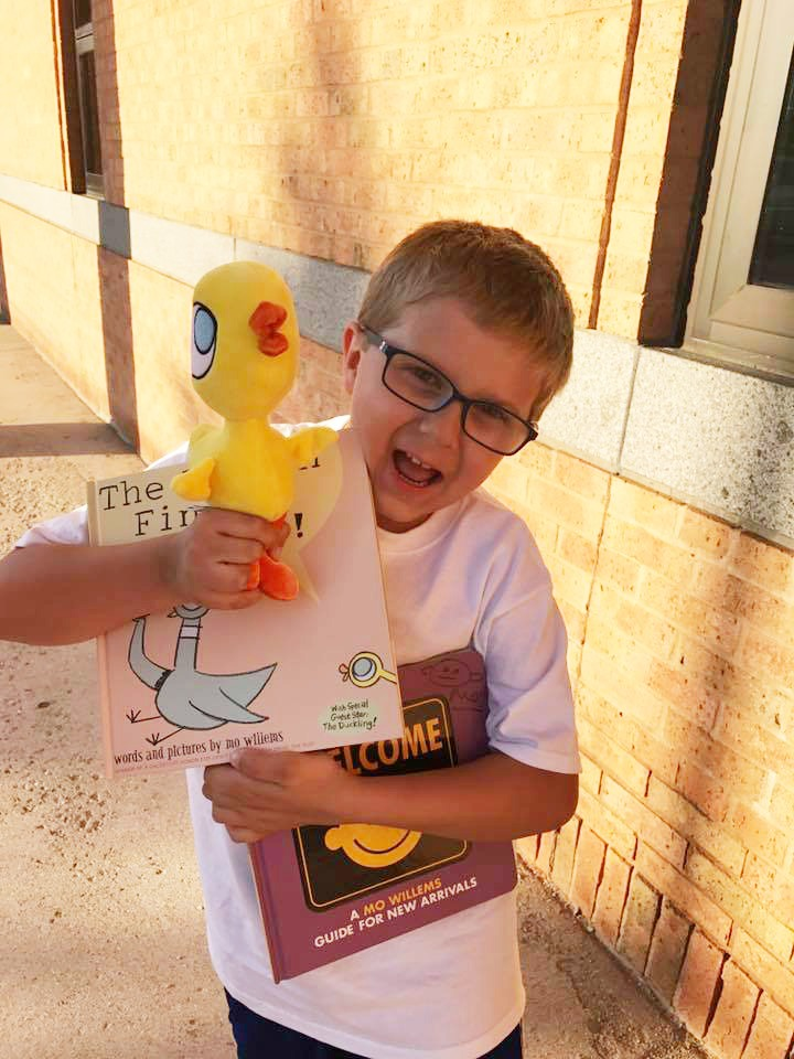 New Mo Willems Book Welcome