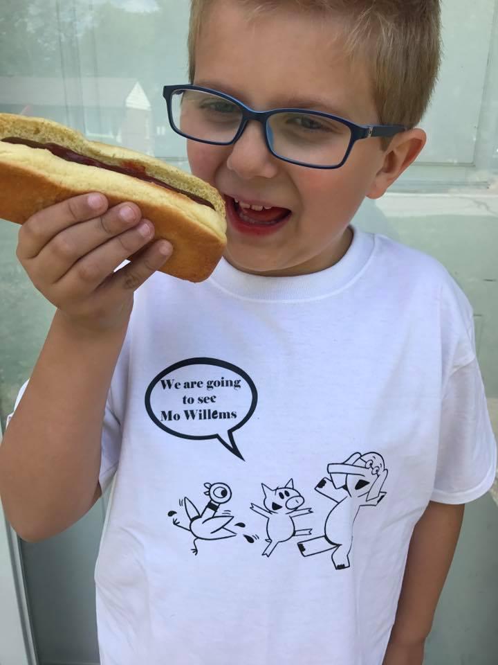 Mo Willems Shirt
