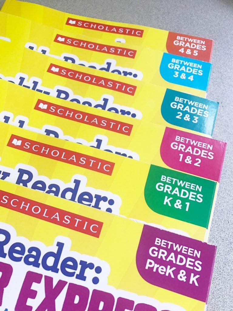Workbooks prek workbooks : Keep Learning This Summer with Scholastic Summer Express Workbooks ...