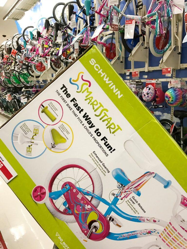 Schwinn SmartStart Bike at Target