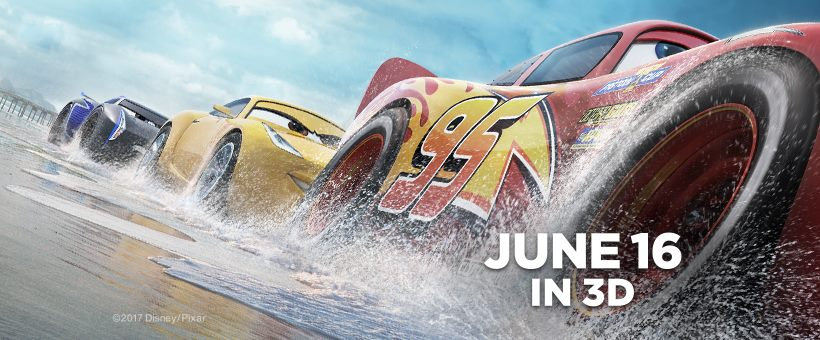 #Cars3Event