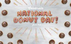 Celebrate National Donut Day with Dunkin' Donuts!