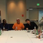 Cars 3 Interview with Nathan Fillion, Larry the Cable Guy, Isiah Whitlock Jr and Lea DeLaria