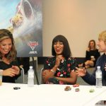 Cars 3 Interview with Owen Wilson, Kerry Washington, Armie Hammer and Cristela Alonzo