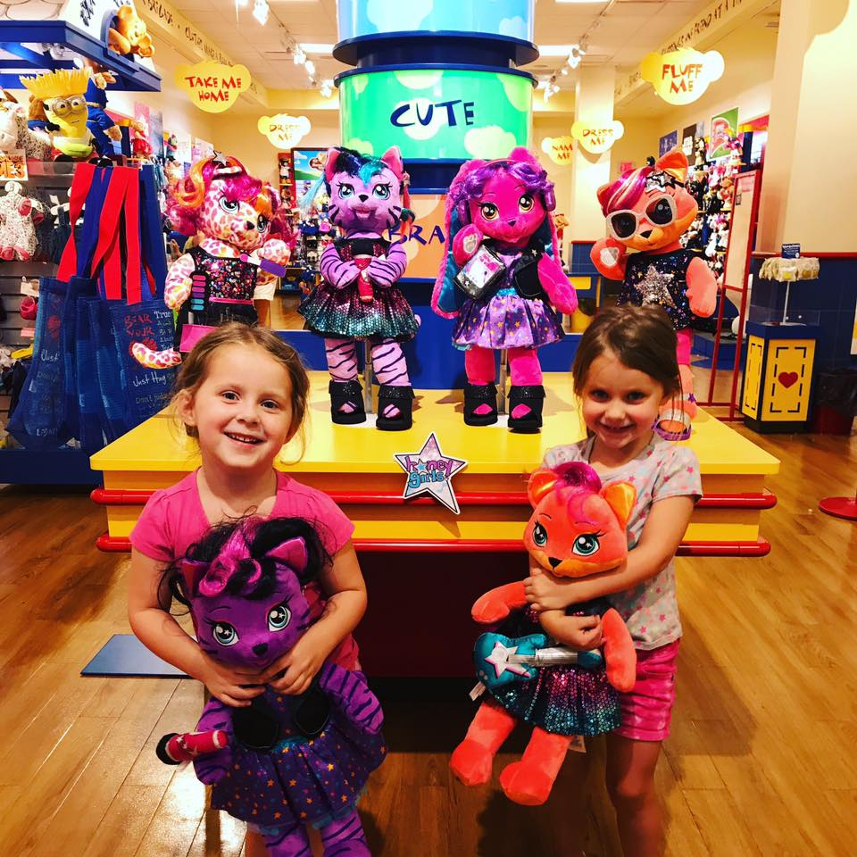 Honey Girls Event At Build A Bear Workshop Sippy Cup Mom