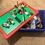 LEGO Makes Traveling Fun – How to Make a LEGO Travel Box