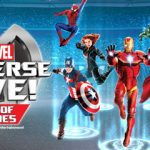Marvel Universe LIVE! Age of Heroes Comes to St. Louis!