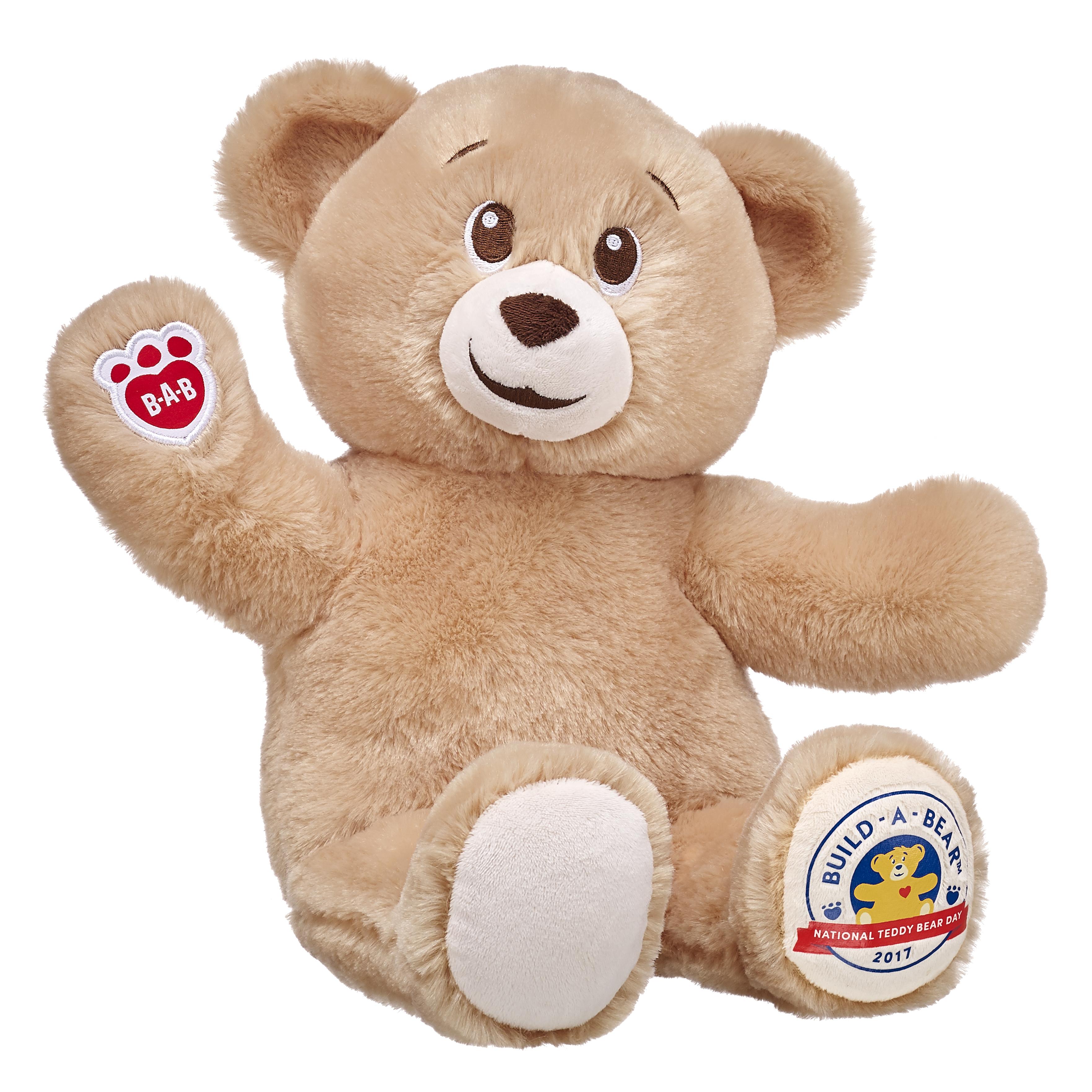How To Celebrate #NationalTeddyBearDay With A Teddy Bear