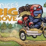 Enter to Win a Bruce's Big Move Prize Pack from Disney-Hyperion Books