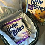 Entenmann's Little Bites Makes My Kids Happy On The Go!