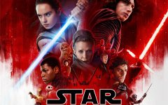 tar Wars: The Last Jedi Poster