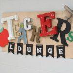 How to Do a Teacher's Lounge Makeover