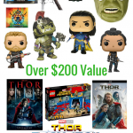 Enter to win a Thor: Ragnarok Prize Pack Worth $250!