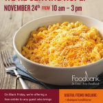 Give Back Friday With Noodles & Company