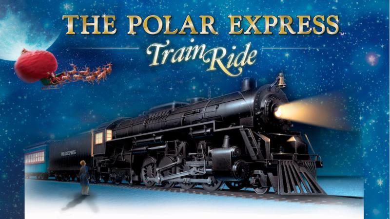 Polar Express Train Ride at St. Louis Union Station