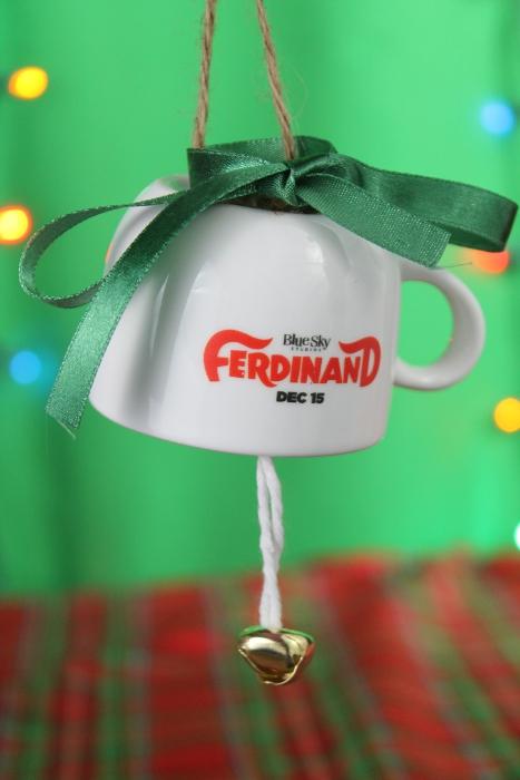 Ferdinand Christmas Ornament
