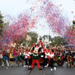 Watch the Disney Parks Magical Christmas Celebration on December 25th