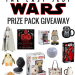 The Last Jedi Giveaway – Prize Pack Worth Over $300!