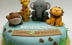 Birthday Cake Designs for a 2-Year-Old Boy