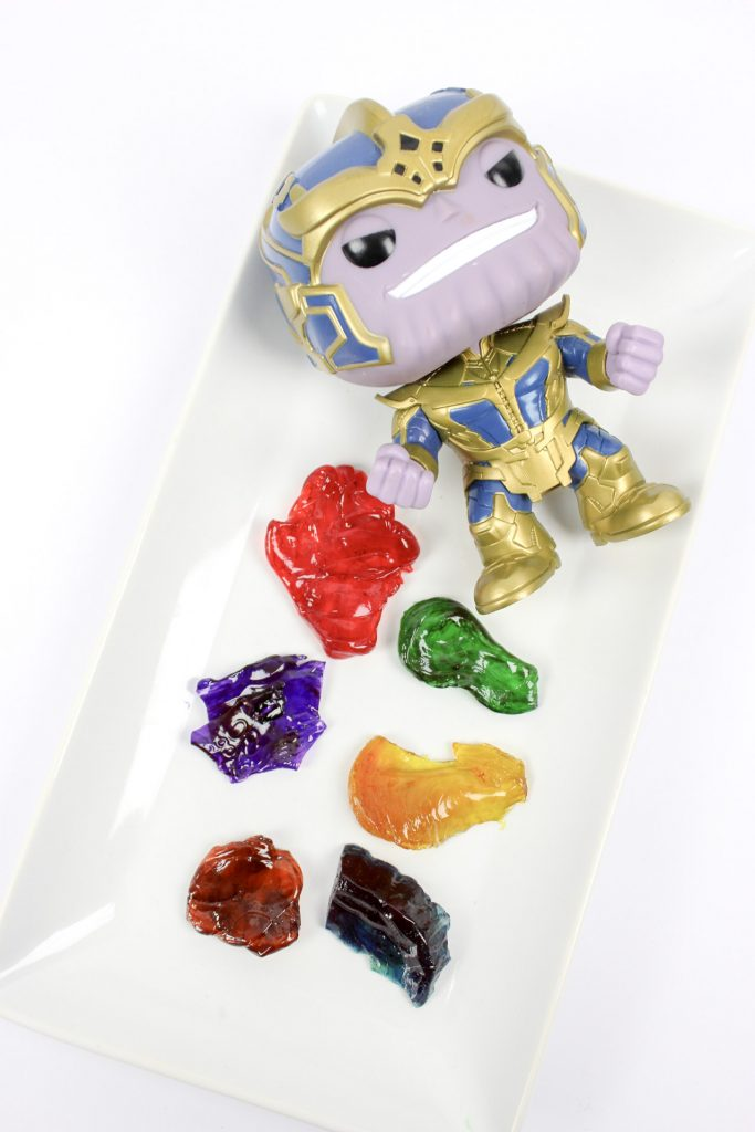 Infinity Stones Rock Candy
