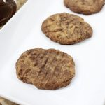 Nutella and Peanut Butter Cookies