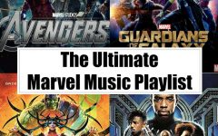 The Ultimate Marvel Movies Playlist