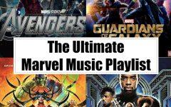 The Ultimate Marvel Movies Playlist