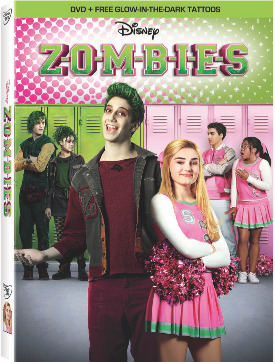 Zombies on DVD