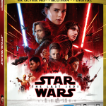 Star Wars: The Last Jedi on Blu-ray and DVD