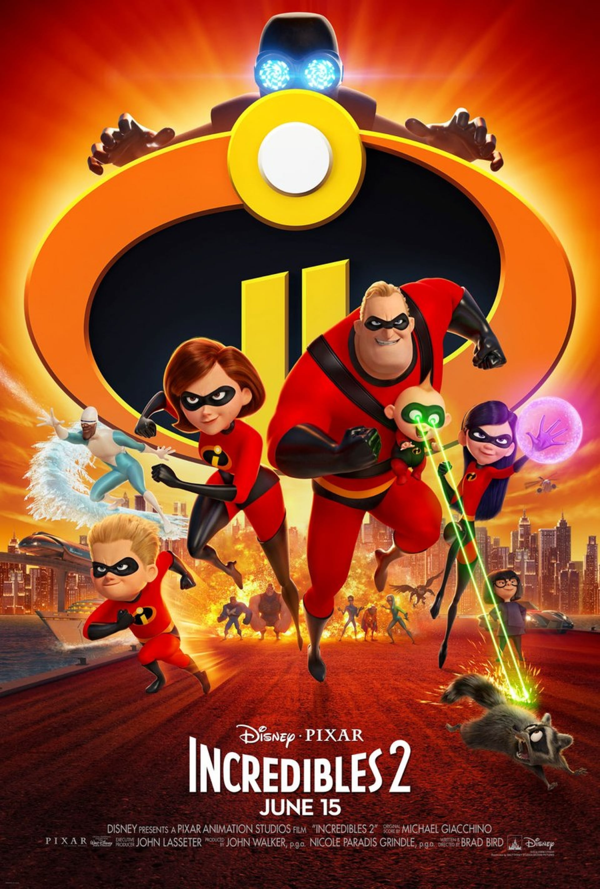 c5739b14b851 Craig T. Nelson and Holly Hunter Incredibles 2 Interview   Sippy Cup ...