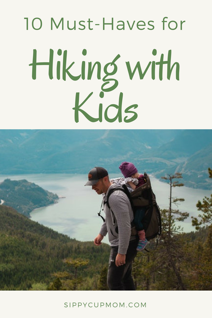 10 Must-Haves for Hiking with Kids