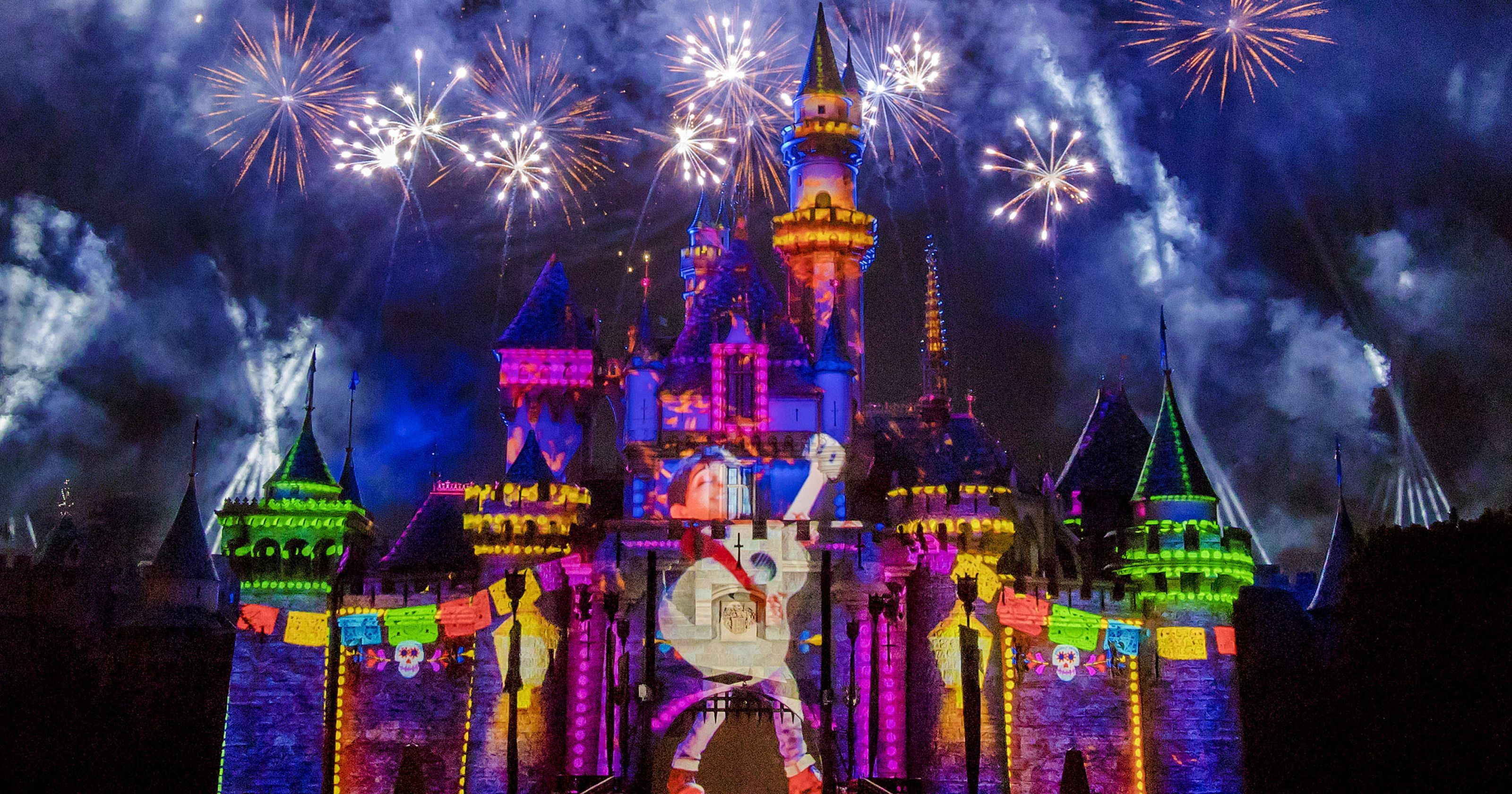 Together Forever – A Pixar Nighttime Spectacular