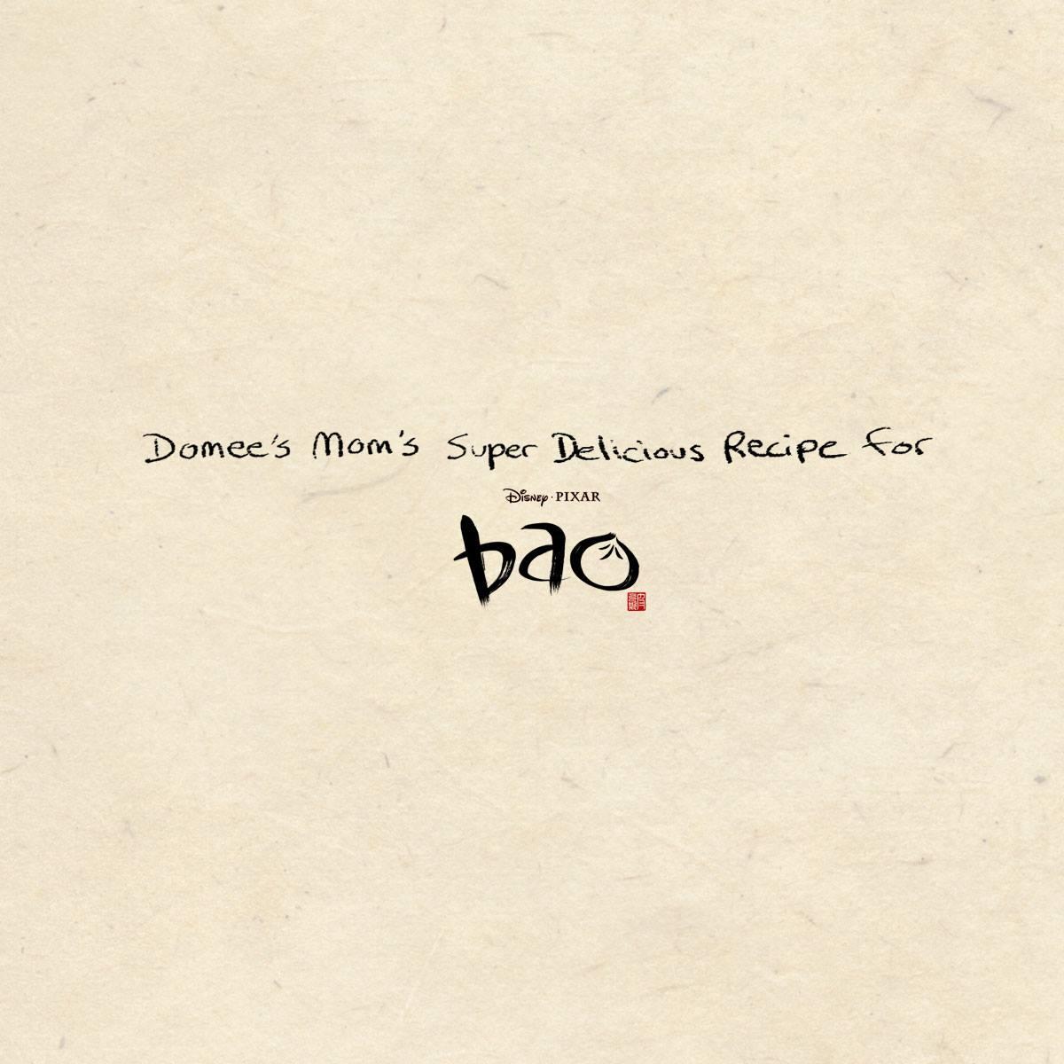Bao Dumpling Recipe