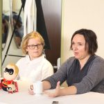 Interview with Dash and Violet of Incredibles 2