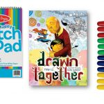 Get Creative With The Drawn Together Book + Giveaway