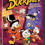 DuckTales Destination Adventure DVD