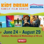 Marcus Theaters Kids Dream Summer Film Series – Movies for $3!