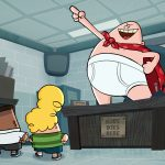 The Epic Tales of Captain Underpants on Netflix
