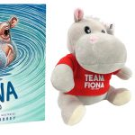 Fiona the Hippo Book Inspires Kids + Giveaway