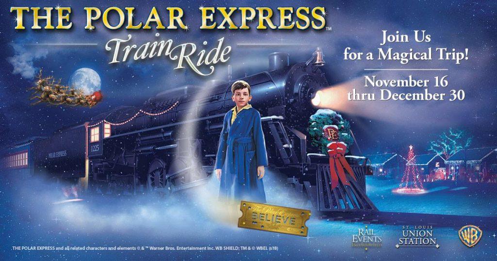 Polar Express St. Louis