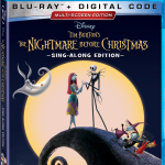 The Nightmare Before Christmas Sing Along Edition On Blu-ray and DVD