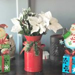 My Holiday Home Decor from Dollar General