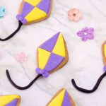 Mary Poppins Returns Kite Sugar Cookies
