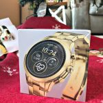 The Fashionable Michael Kors Smartwatch from Best Buy